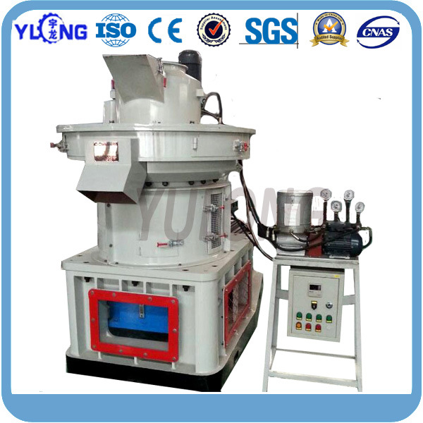 1 Ton/Hour CE Approved Yulong Wood Pellet Mills
