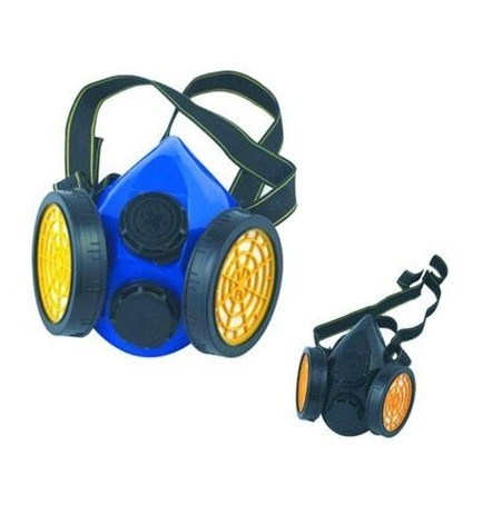 Gas Mask Carbon Mask / Chemical Gas Masks Respirator (AMMK001)
