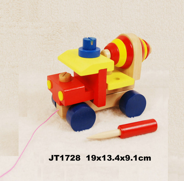 En71 Approved Wooden Toys