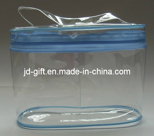 PVC Cosmetic Bag/Vinyl Bag/ Plastic Cosmetic Bag/ Customized Cosmetic Bag/ Vinyl Bag/Packing Bag