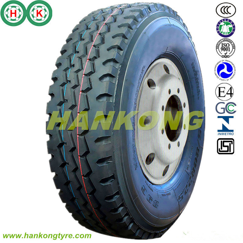 11r22.5 Tubeless Truck Tire Radial TBR Tire Trailer Tire