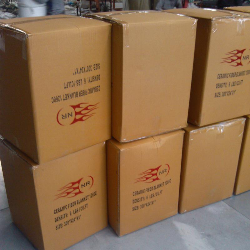 Ceramic Fiber Blanket (1260STD-1260HP-1430Hz-1600UH)