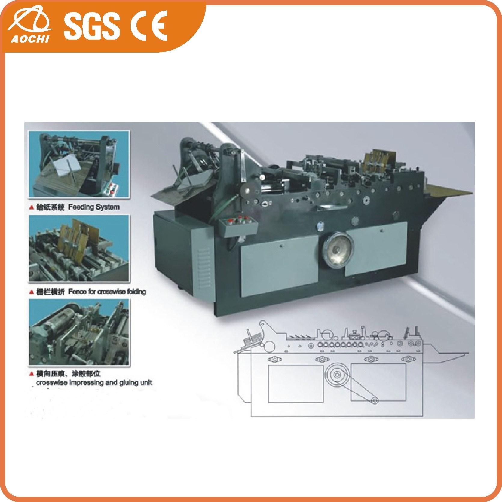 Envelope Making Machine (AC280D)