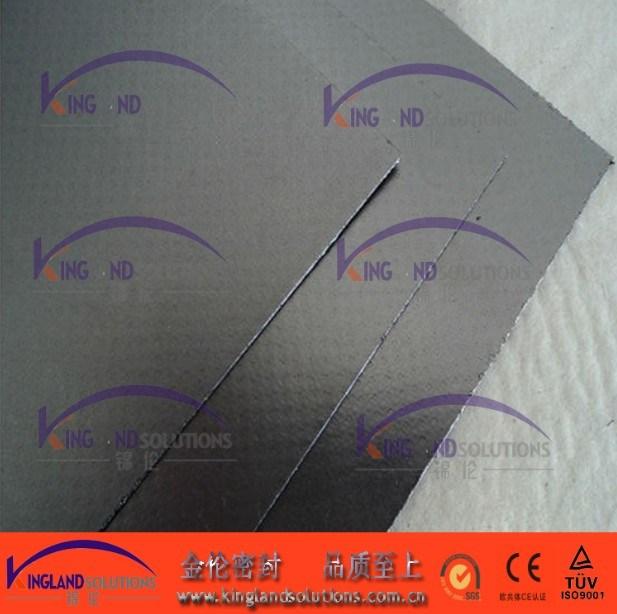 (KL1002) Reinforced Compressed Graphite Gasket Sheet