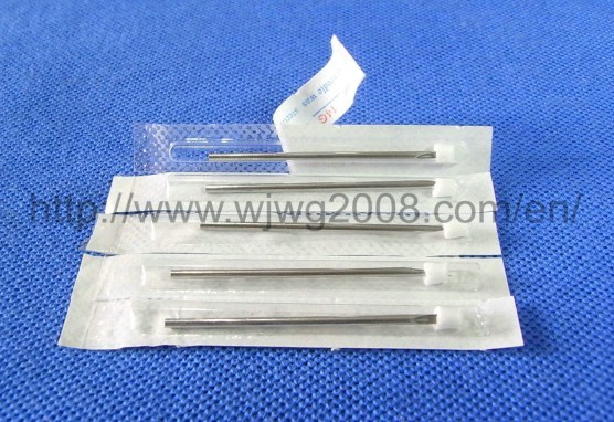 14g piercing. Product Name: Piercing Needles