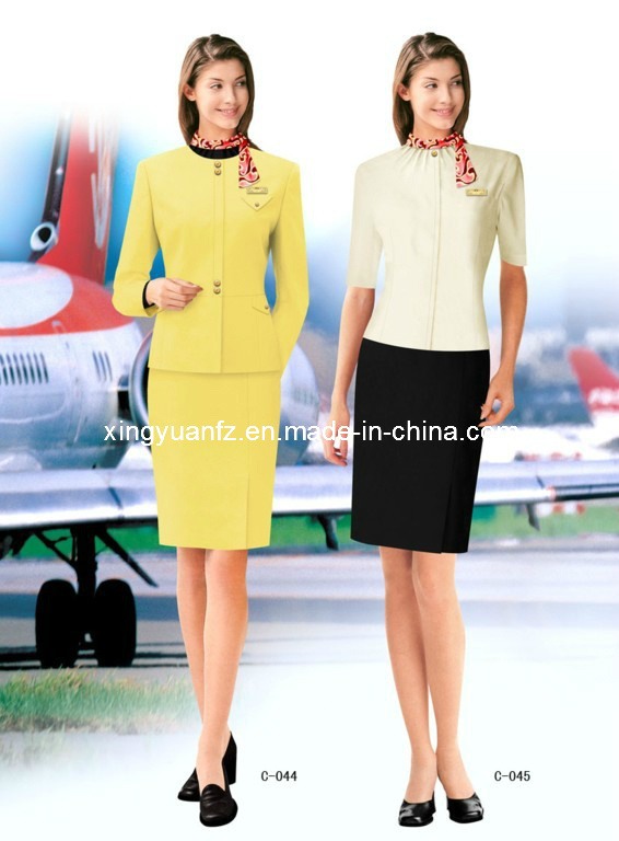 Office Uniforms Designs http://xingyuanfz.en.made-in-china.com/productimage/pbOEtlIHJBUf-2f0j00bCRQyIWmfFpc/China-Office-Uniform-Designs-for-Airline-Lady-Women.html