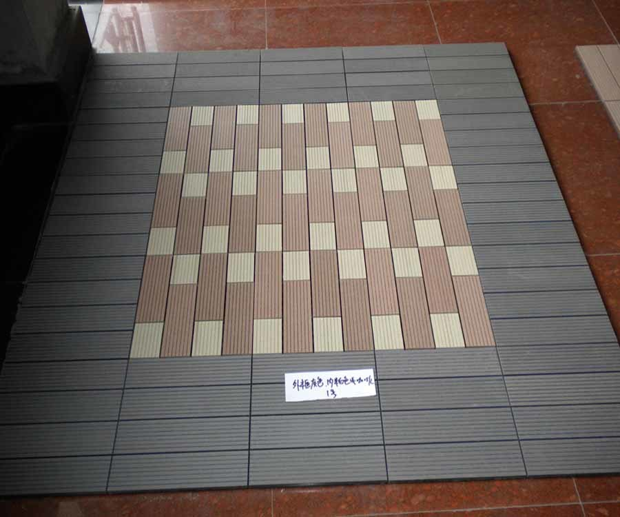 China Plastic Wood Floor China Floor Plastic Floor
