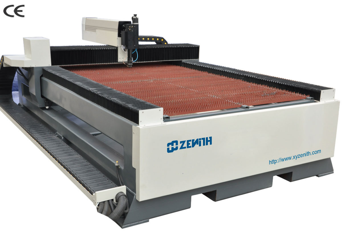 YAG500W Solid Laser Cutting Machine