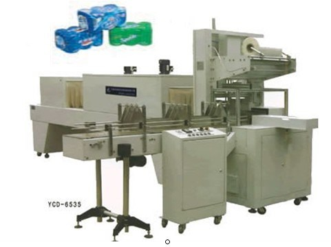 Shrink Wraping Machine
