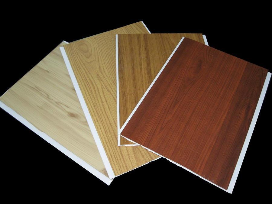 China laminated pvc panels db 300 china laminated pvc for Laminate floor panels