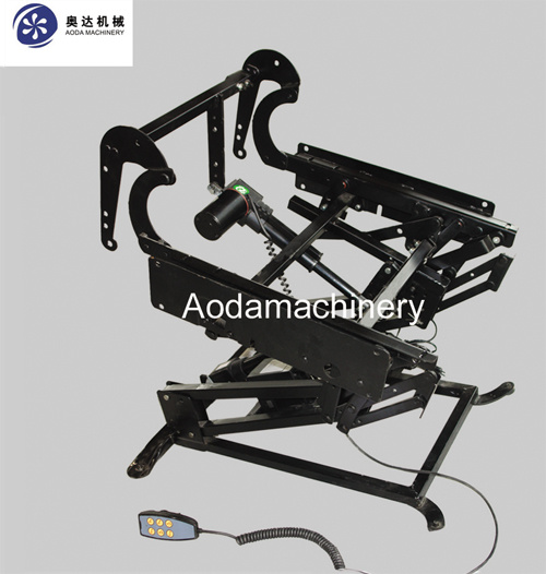Seat Lift Mechanism : China power lift mechanism with one motor recliner