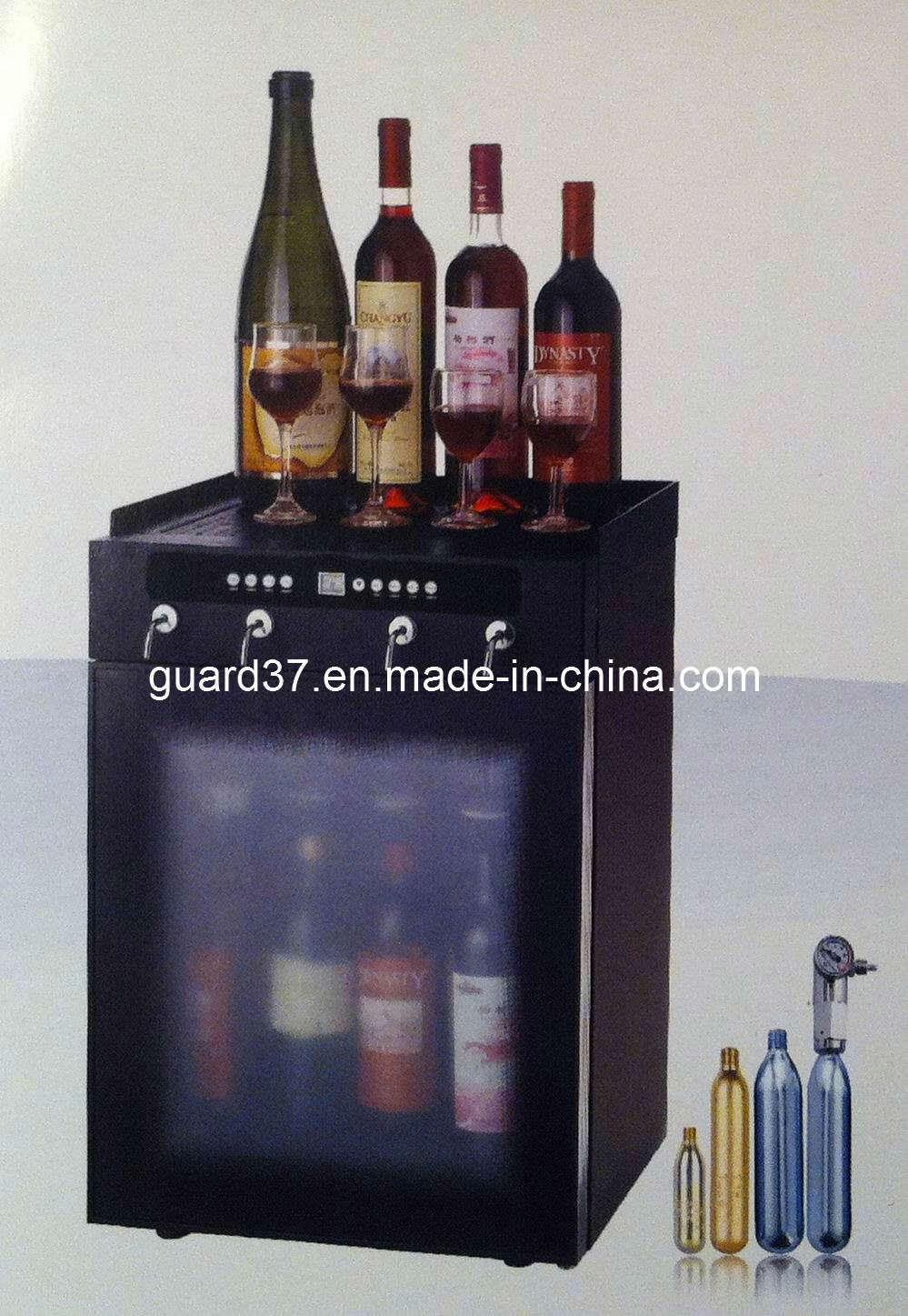 4 Bottles Wine Dispenser/ Wine Cooler/Wine Chilller/Wine Cellar/Wine Cabinet (SC-4/A)