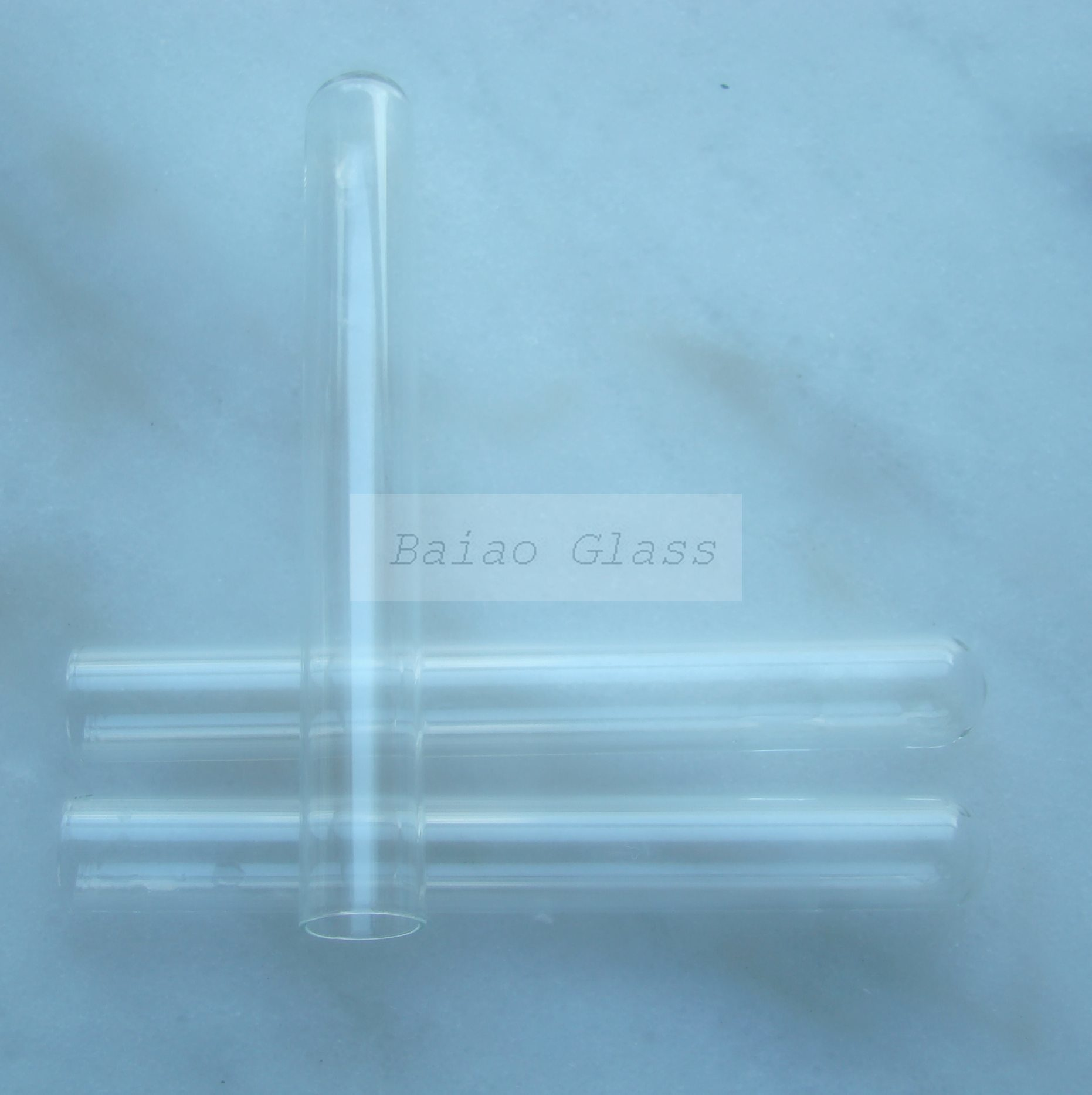 China 13x100mm glass test tube china test tube glass for Glass test tubes for crafts