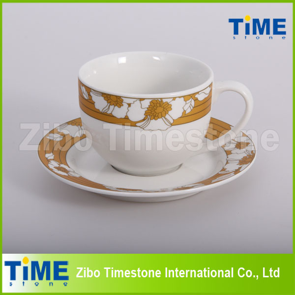 Porcelain Classic Coffee and Tea Set