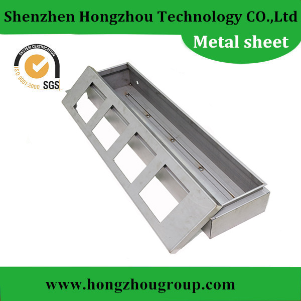 Custom Design Sheet Metal Fabrication Assembly Part