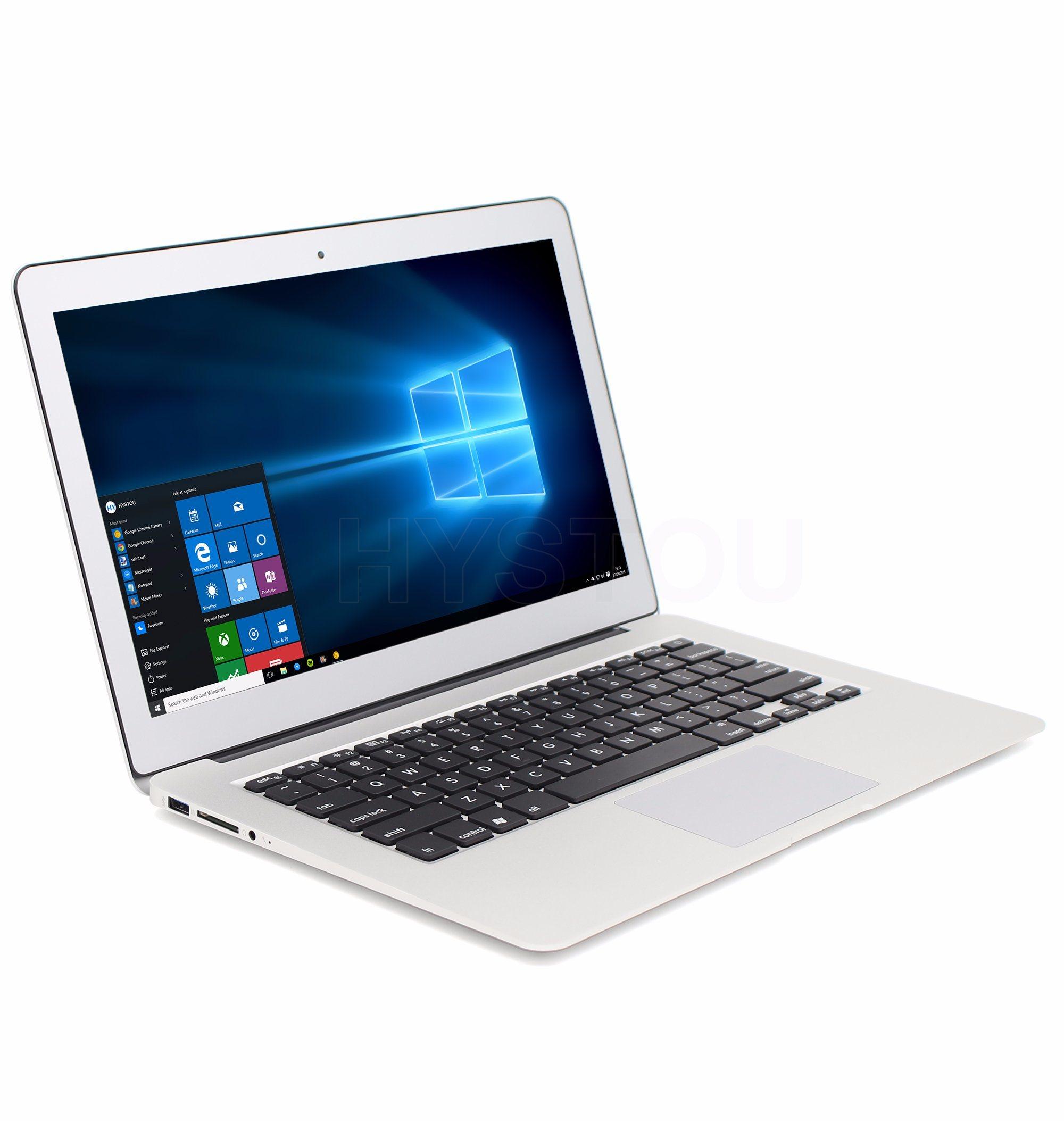 Intel Core I5 5200u Mini Laptop Computer (fanless and silver)