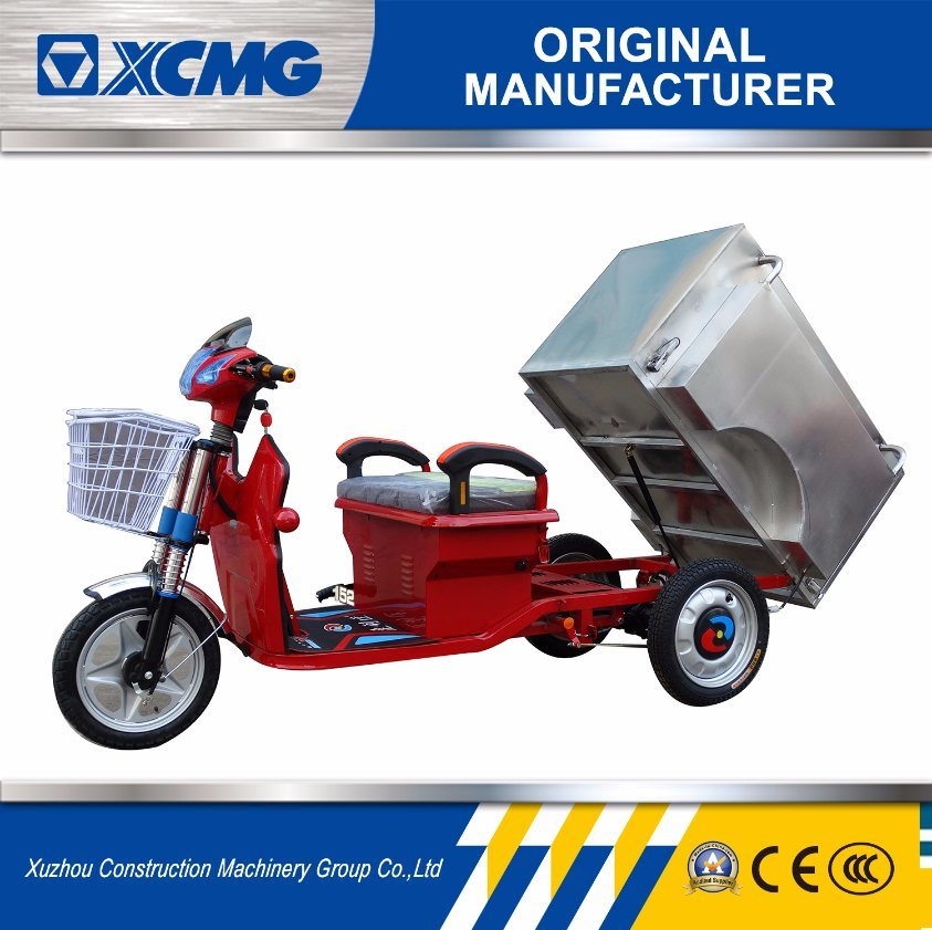 Enviornmental 800W Electric Tricycle for Collecting Garbage