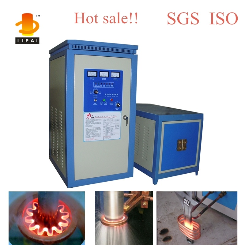 IGBT Hot Sale Price Induction Heating Machine for Metal Hardening