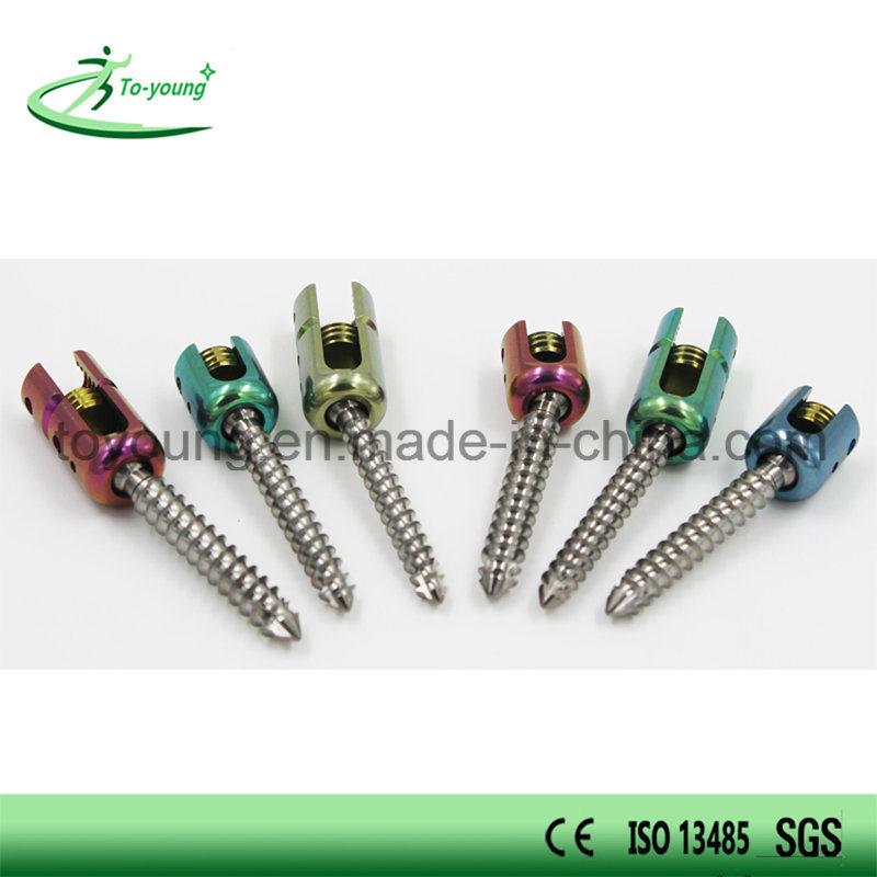 Spine Pedicle Screw for Lumbar