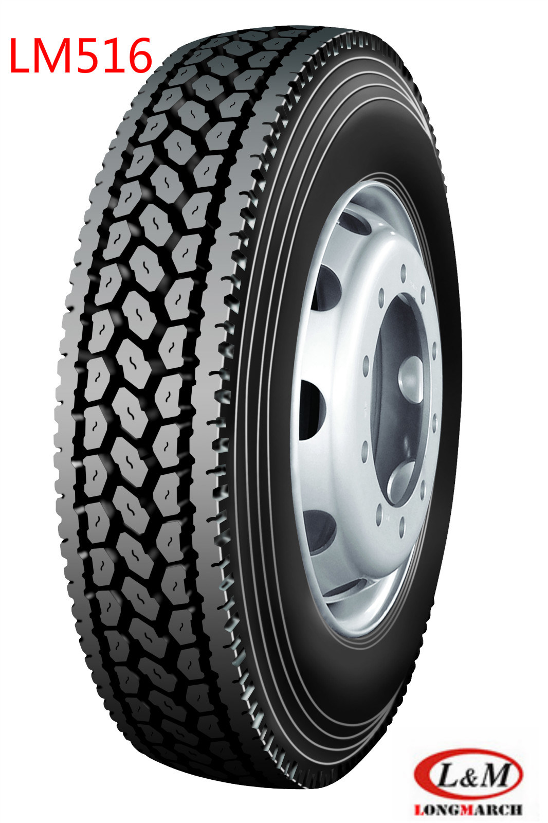 China Longmarch/ Double Coin Truck Tire