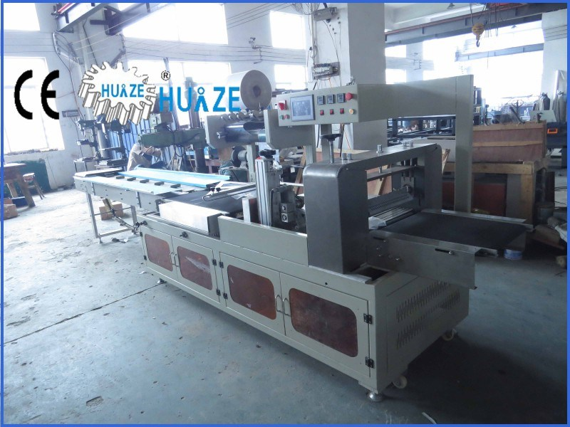 Flow Type Shrink Packing Machine Hz-450