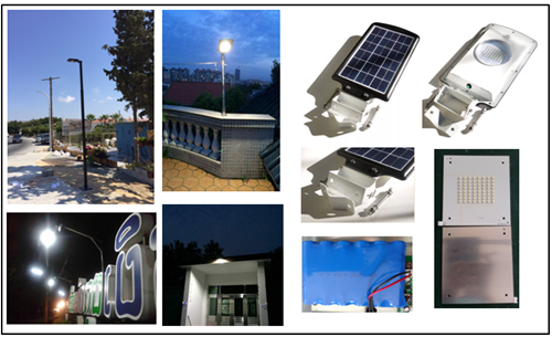 5W LED Solar Garden Light with Very High Standard Quality