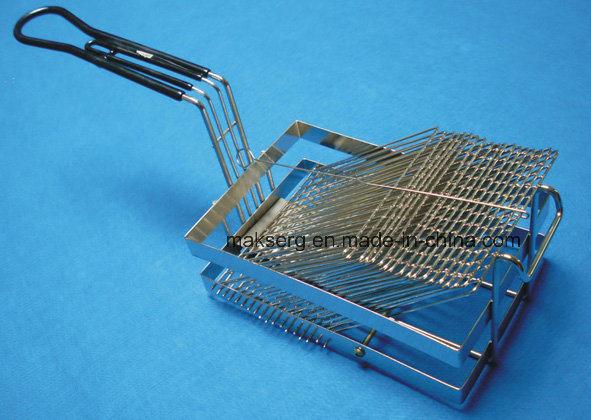 Tostada Shell Deep Fryer Basket