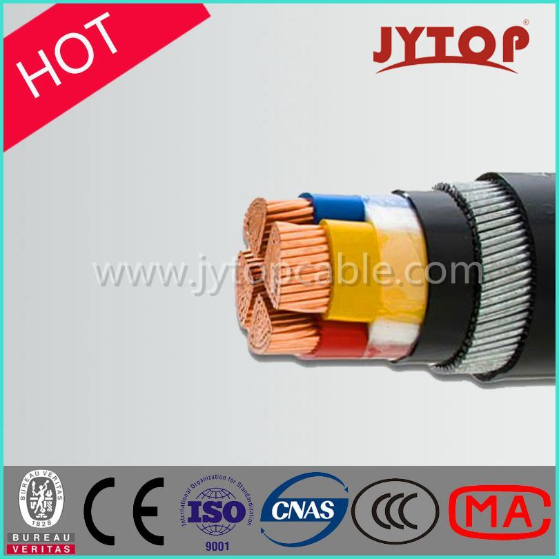 0.6/1kv 4 Core/Multicore Cable, XLPE Insulation Copper Cable