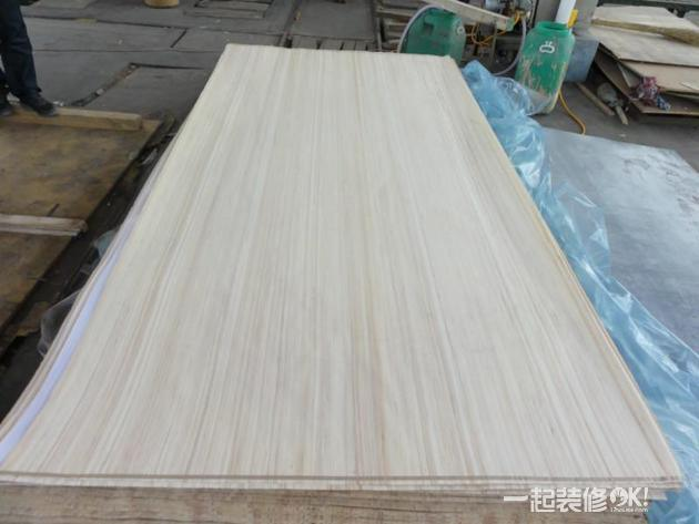 Engineered Wood Veneer White Recon/Recon Gurgan Veneer/Okoume Veneer