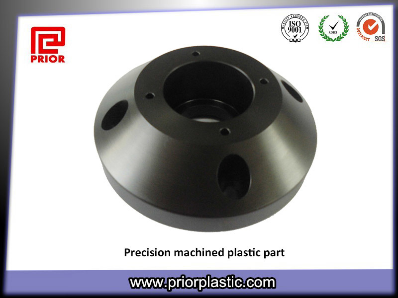 Plastic Machined Part, Made by POM/Delrin/Acetal
