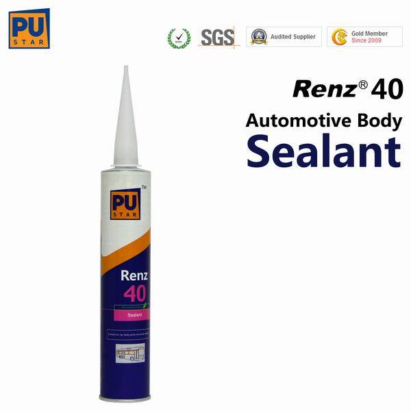 High Quality PU (Polyurethane) Sealant for Sheet and Car Body (white, black)