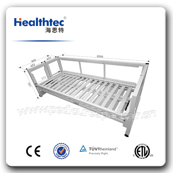 Newest Multi-Functional Metal Sofa Cum Bed (B138-B)
