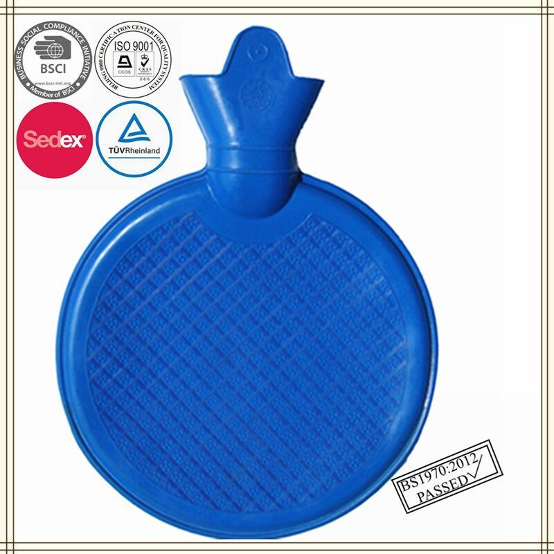 Round Hot Water Bottle