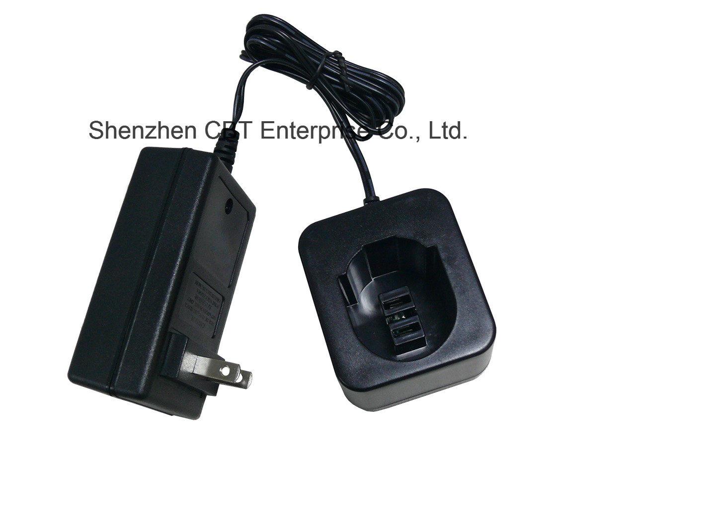 Power Tool Battery Charger for Dewalt Ni-MH, Ni-CD