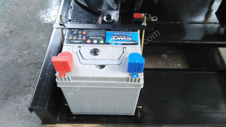 Open Type Diesel Genset 24kw (GF2-24KW)