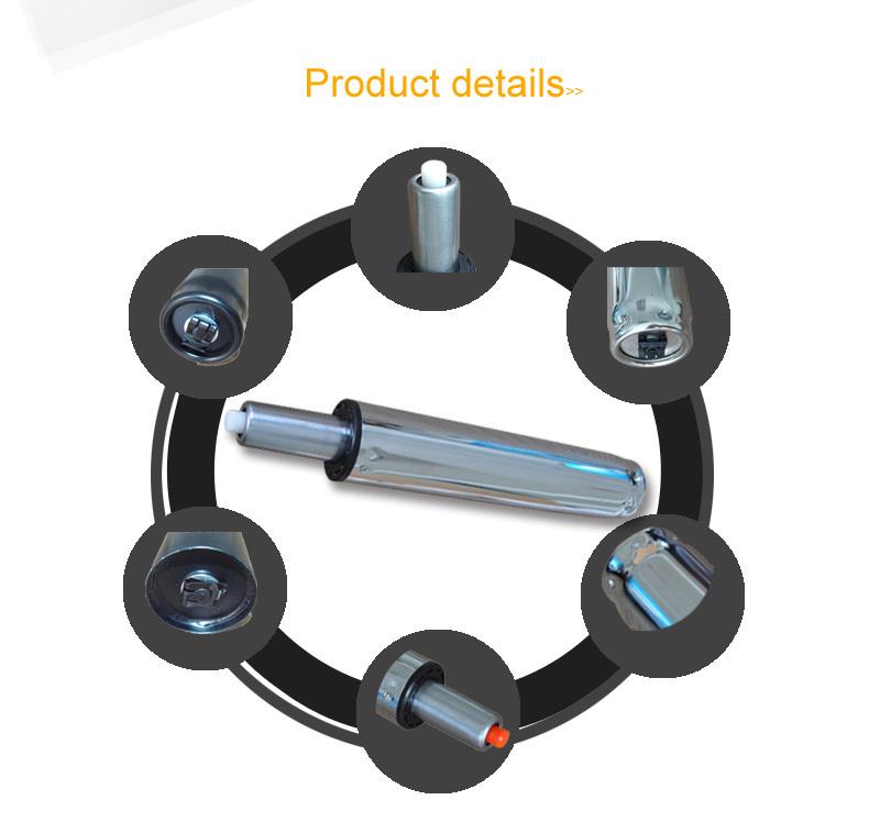 Telescopic Pneumatic Gas Piston for Furniture