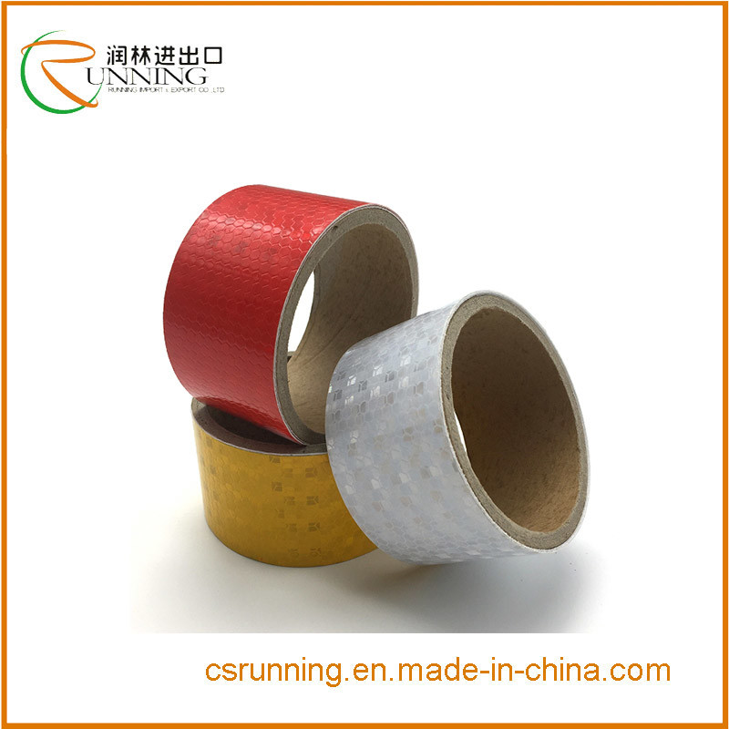 Double Color Traffic Reflective Tape