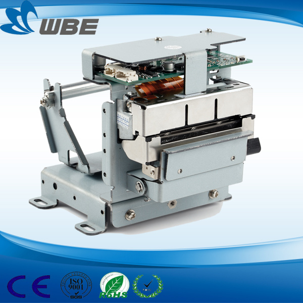Wbe Manufacture 58mm Thermal Printer with Compact Design (WTD0758-L)