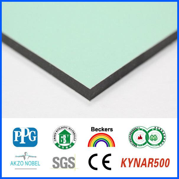 Hot Sale Latest PVDF Aluminum Composite Pane/Building Materials
