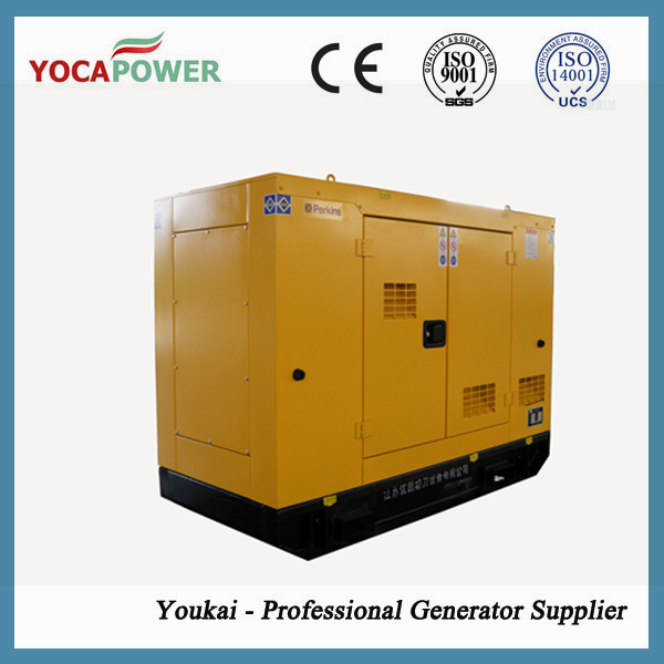 15kVA/12kw Soundproof Electric Power Diesel Generator