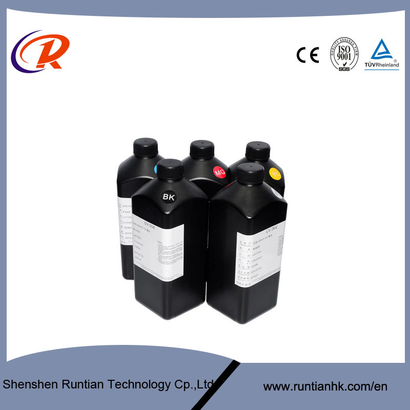 1L LED UV Ink for Epson Dx4 Dx5 Printhead