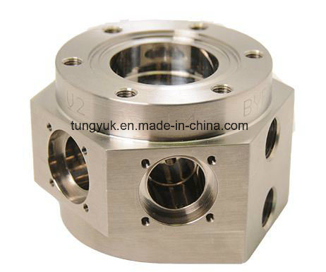 Customized Precision CNC Machining Parts with Stainless Steel