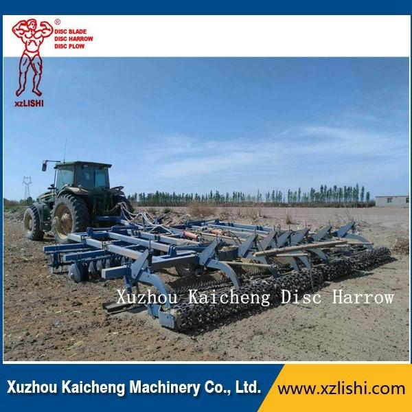 Farm Equipment Combined Land Soil Preparation Disc Harrow