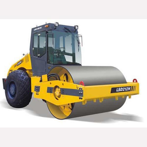 14ton Full Hydraulic Single Drum Road Roller Lsd214h
