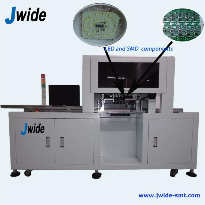 High Speed SMT Placement Machine for LED Assembly Line