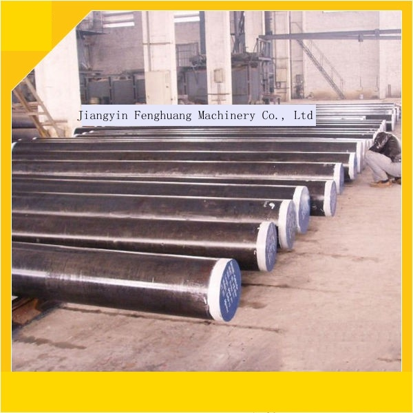 40nicrmo7 Forged Steel Round Bar