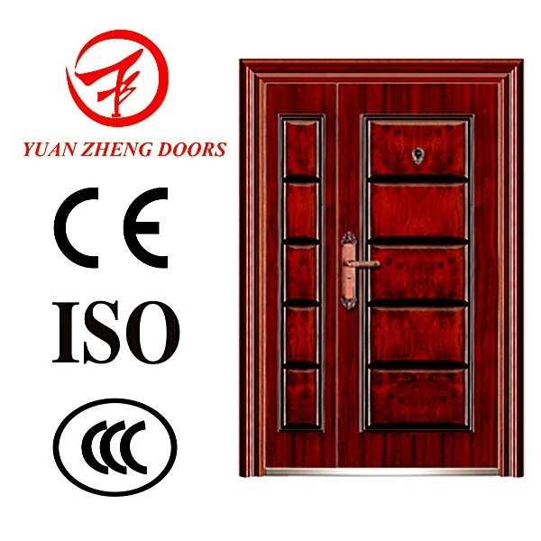 Jinhua Bank Vault Steel Double Door for Sale