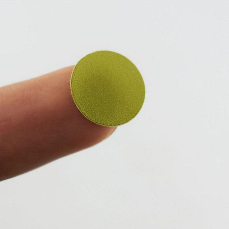 Custom Printed Waterproof Adhesive Paper Round Label Sticker