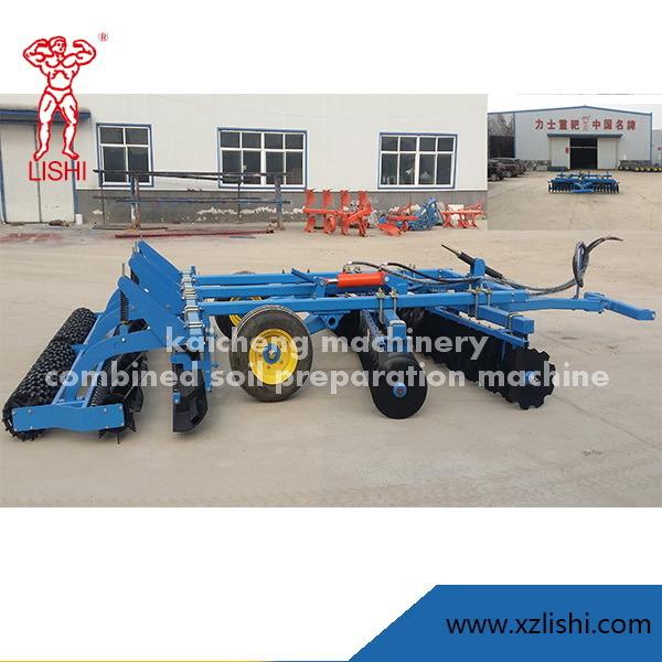 Farm Implement 1zl-4.0-44 Discs Combined Soilpreparation Machine