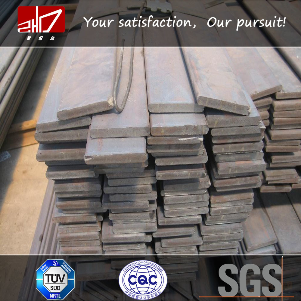 China Qulified Hot Rolled Flat Bar for Construction